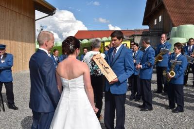 Hochzeit von Luzia & René, 16.9.2017